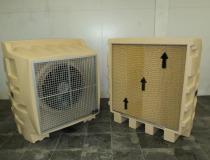 Climatizador de ar para grandes ambientes