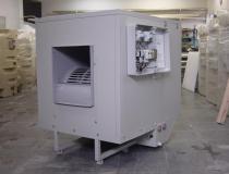 Climatizador de ar para galpão