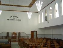 Climatizador para igrejas